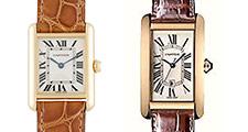 カルティエ-時計